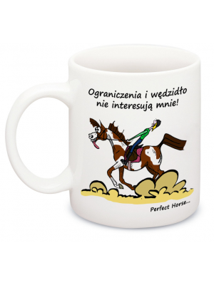 PERFECT HORSE, Kubek OGRANICZENIA