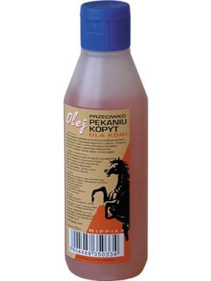 HIPPIKA, Olej przeciwko pękaniu kopyt, 250ml