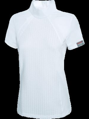 PIKEUR, Koszulka konkursowa FELINE, WHITE 24h