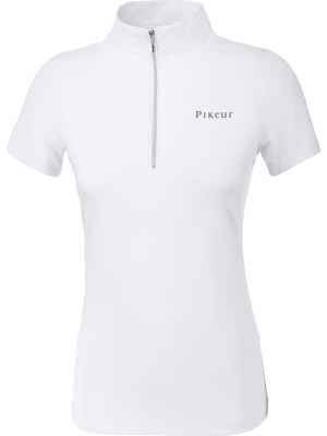 PIKEUR, Koszulka konkursowa JUUL, WHITE