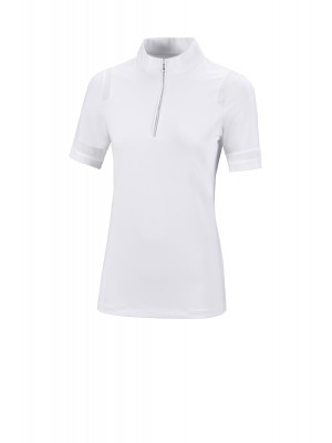 PIKEUR, Damska koszulka konkursowa HONEY, WHITE