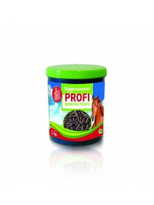 EGGERSMANN, PROFI BRONCHIAL PELLETS - ziołowy suplement dla koni z RAO/COPD