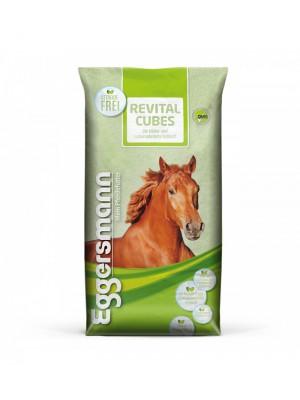 EGGERSMANN, Pasza dla koni ochwatowych, z chorobą Cushinga i PSSM, REVITAL CUBES, 25 kg