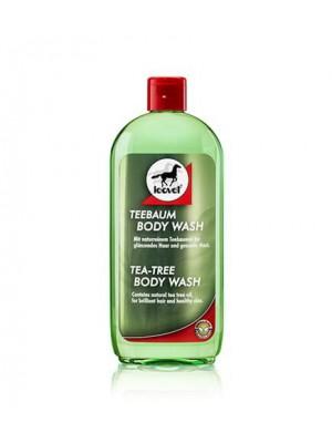 LEOVET,  Szampon z olejkiem herbacianym, 500ml 24h