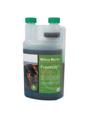 HILTON HERBS, Suplement na oddychanie FREEWAY GOLD, 1L